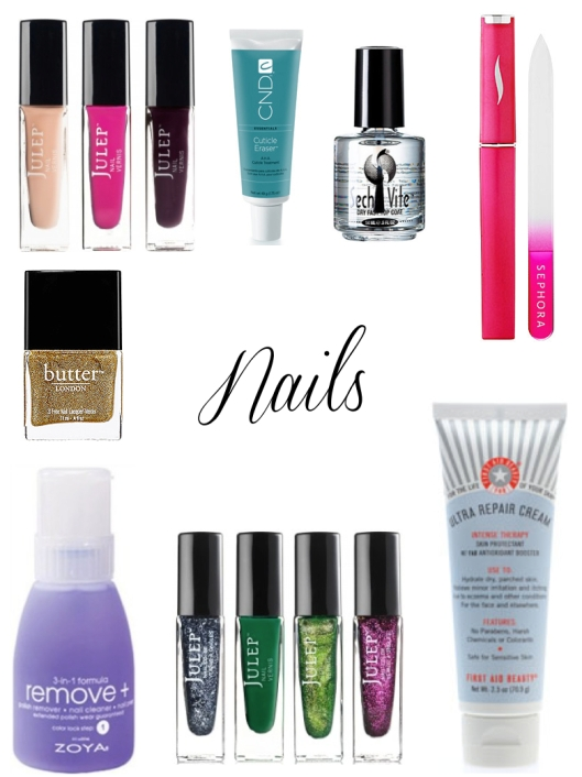 Beauty Awards 2012 Nails