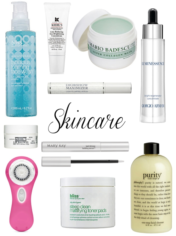 Beauty Awards 2012 Skincare