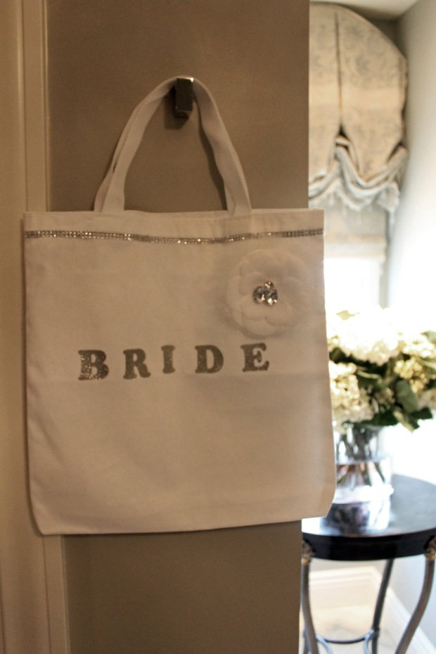 Bride Survival Kit Tote