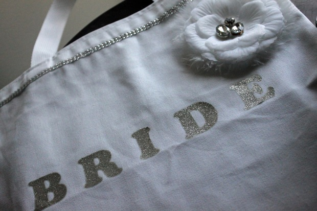 Bride Survival Tote