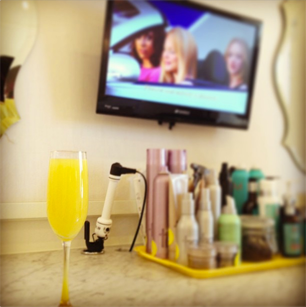 Mimosas & Mean Girls @ Drybar DC