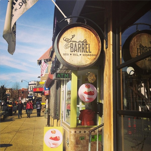Smoke & Barrel DC