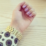 Nail Trend {Chunky Glitter} #nails #trend #urbanoutfittersthesubtlestatementNail Trend {Chunky Glitter} #nails #trend #urbanoutfittersNail Trend {Chunky Glitter} #nails #trend #urbanoutfitters