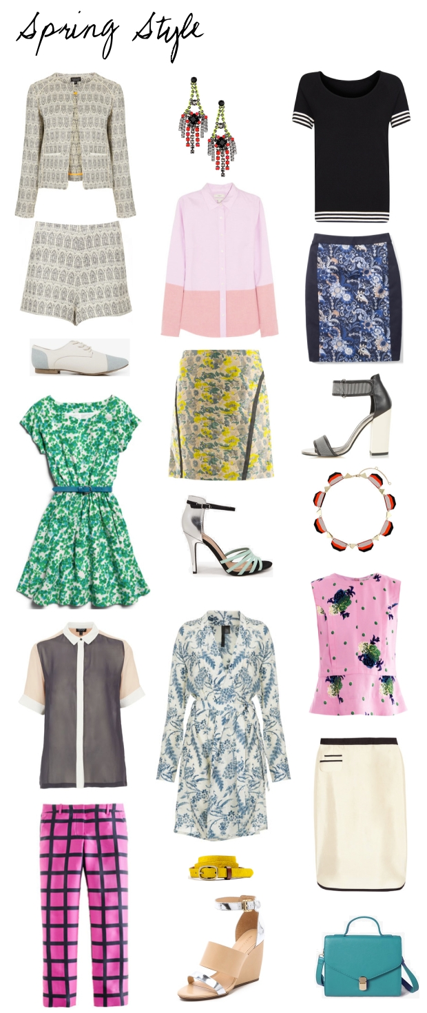 Friday Finds {Spring Style} #spring #trends