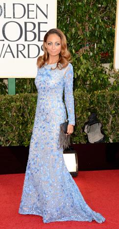 Golden Globes Nicole Richie