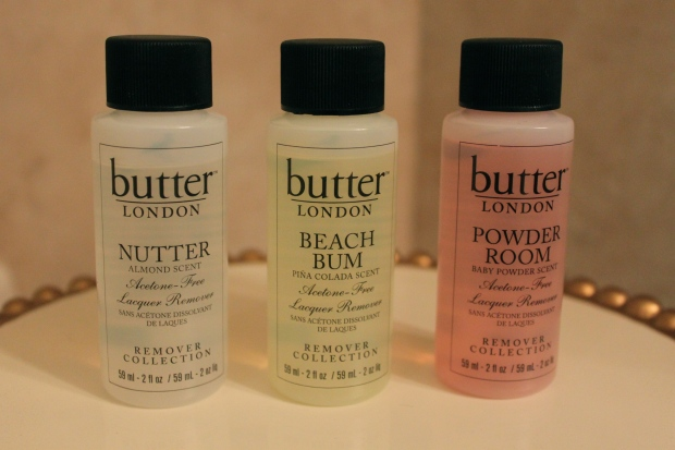 Butter London Polish Remover