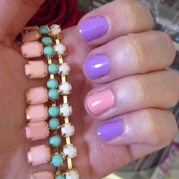 Pastel Nails Julep Polymer Top Coat