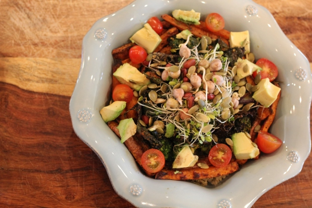 Superfood Bowl #vegan #glutenfree