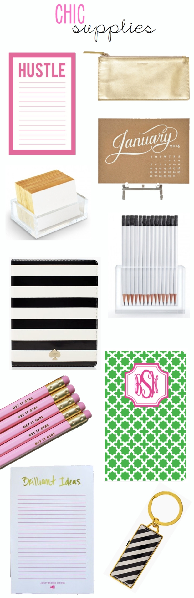 chic supplies - TheSubtleStatement.com
