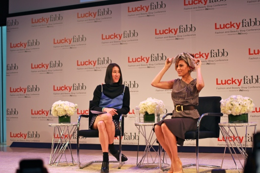 Lucky Fabb | NYC | Eva Mendes | TheSubtleStatement.com