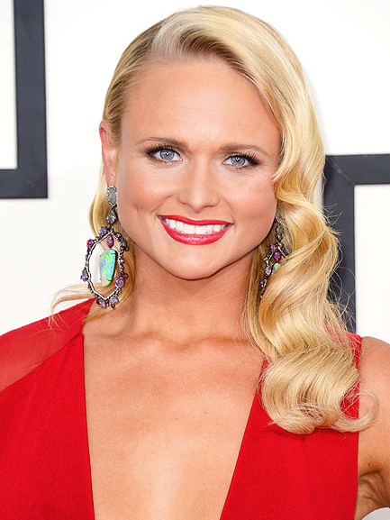 Miranda Lambert's Grammy Lip Color | TheSubtleStatement.com