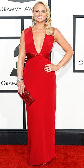 Miranda Lambert's Grammy Lip Color | TheSubtleStatement.com