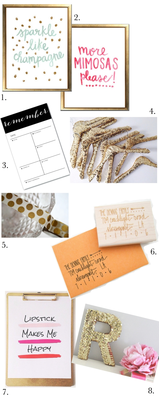 What I'm Loving on Etsy | TheSubtleStatement.com