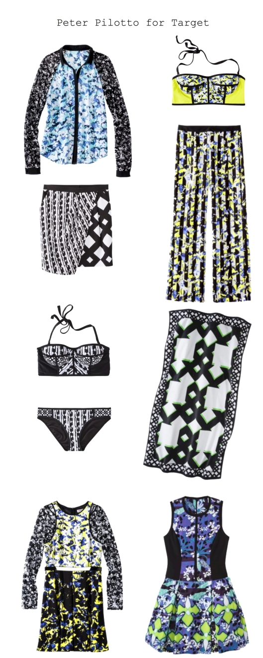 Peter Pilotto for Target | TheSubtleStatement.com