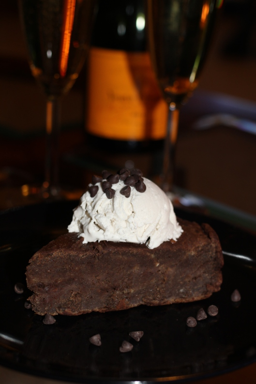 Chocolate Chocolate Chip Deep Dish Cookie Pie | TheSubtleStatement.com ...