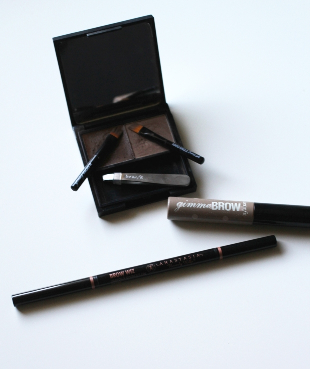 Brow Down - Favorite Brow Products - TheSubtleStatement.com