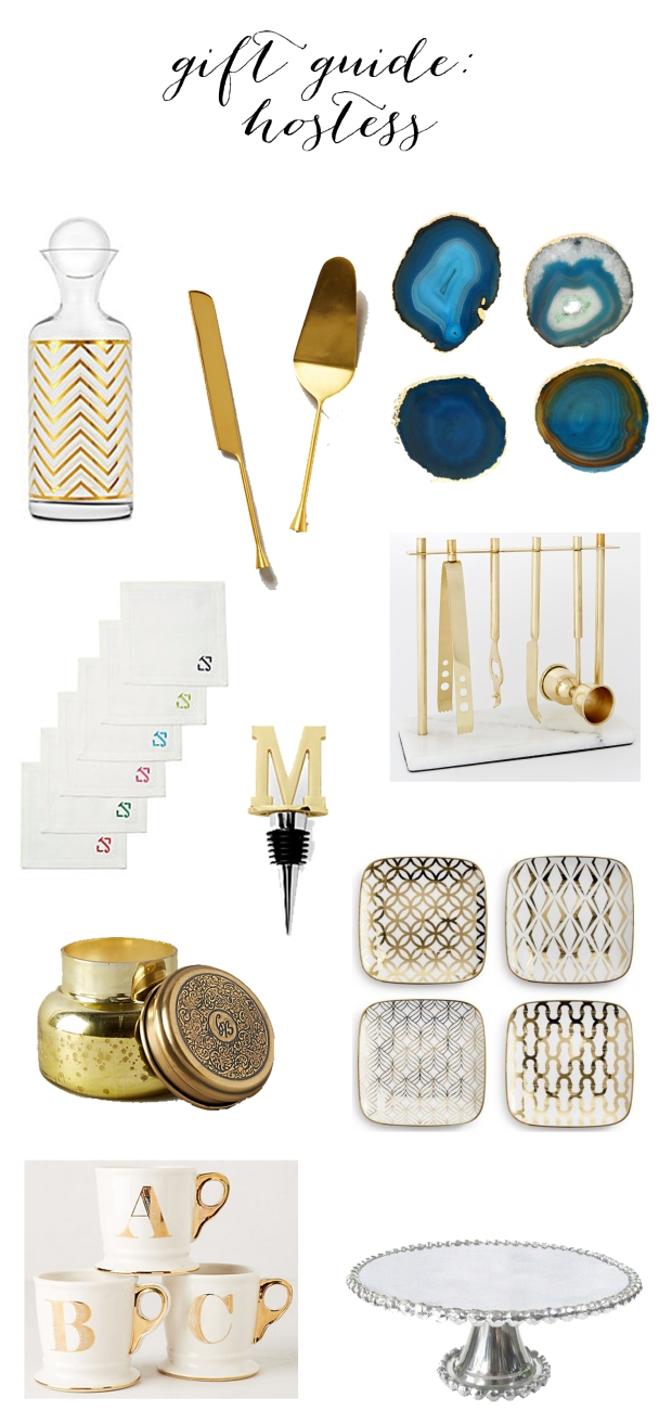 Gift-Guide Hostess with the Mostess | TheSubtleStatement.com