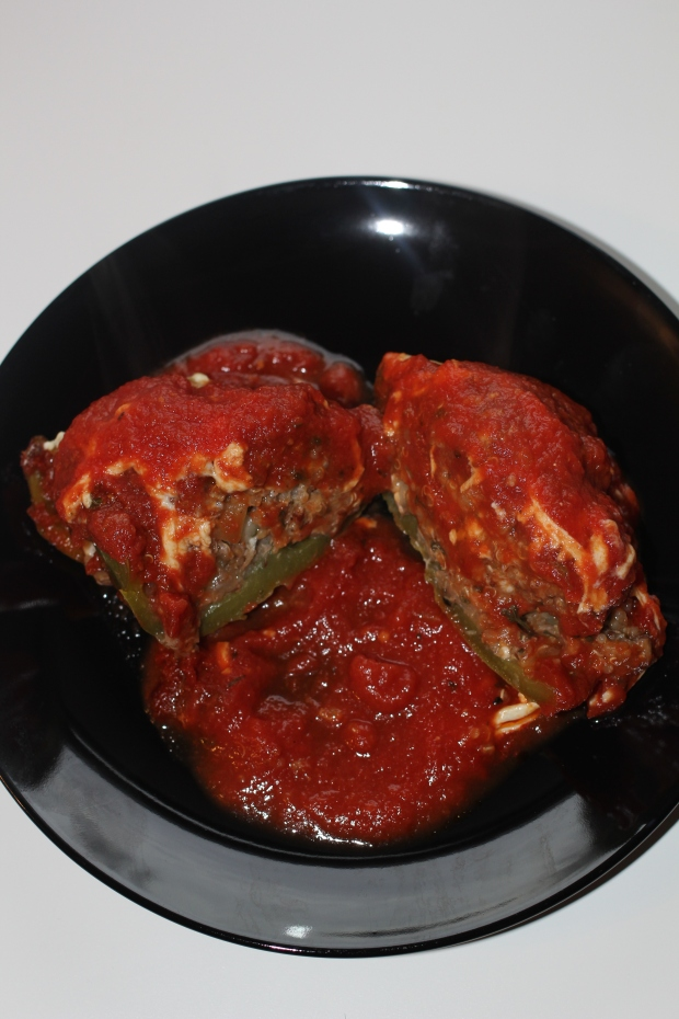 Vegan Stuffed Peppers Gluten Free | TheSubtleStatement.com