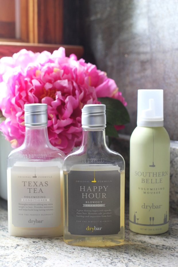 Basic At Home Blowout - TheSubtleStatement.com | #blowout #drybar #hair