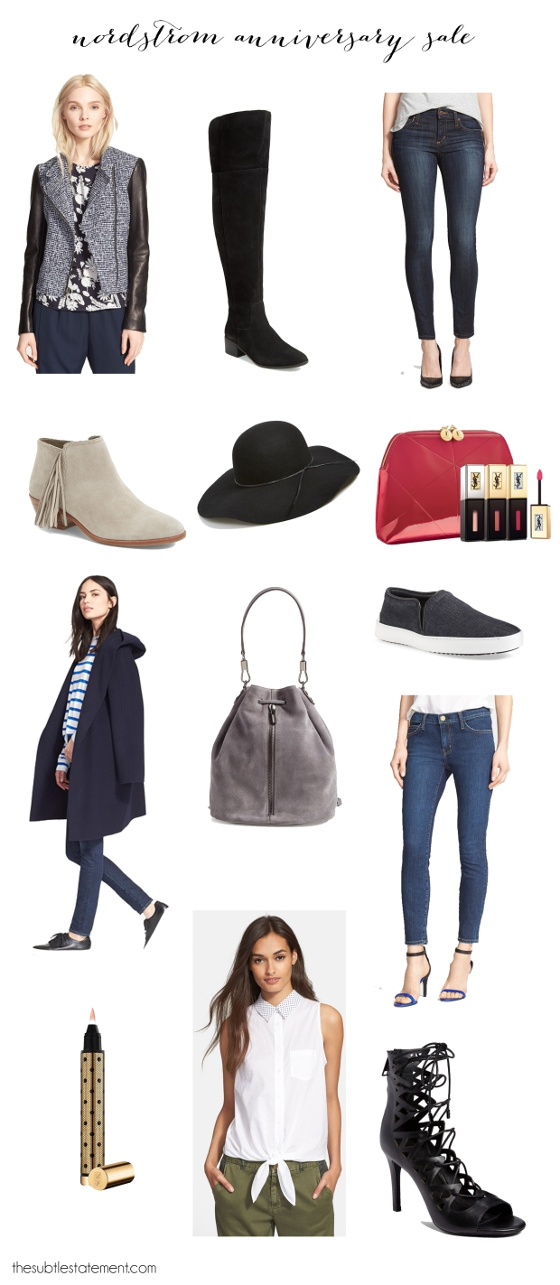 Nordstrom Anniversary Sale | TheSubtleStatement.com | #nsale #nordstrom #anniversarysale #earlyaccess