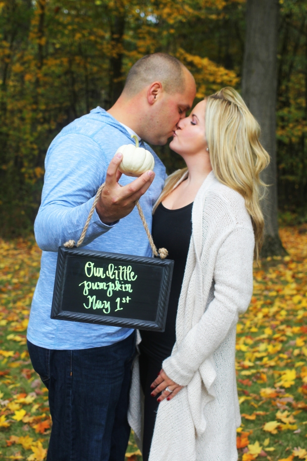TheSubtleStatement.com | Pregnancy Announcement