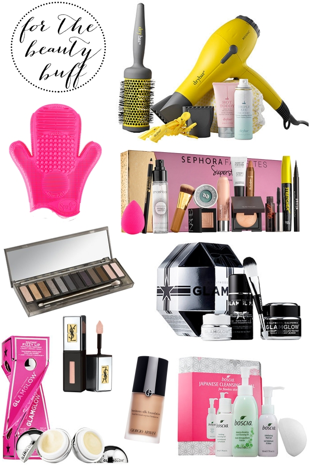 Gift Guide For The Beauty Buff