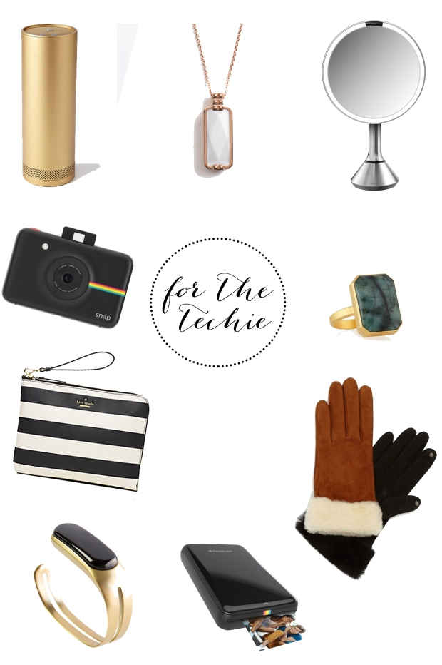 The Subtle Statement Techie Gift Guide