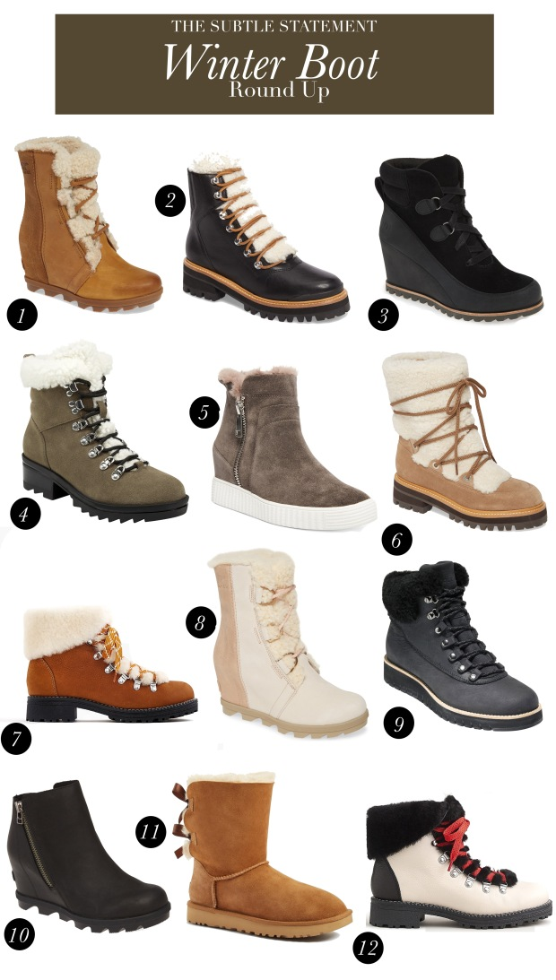 Winter Boot Roundup